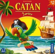 Catan (Osadnicy z Catanu) - Junior