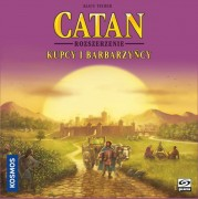 Catan (Osadnicy z Catanu) - Kupcy i Barbarzyńcy