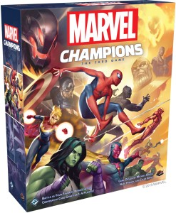 Marvel Champions LCG:  The Card Game